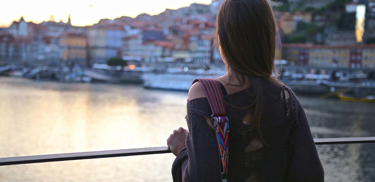 Vista do Rio Douro
